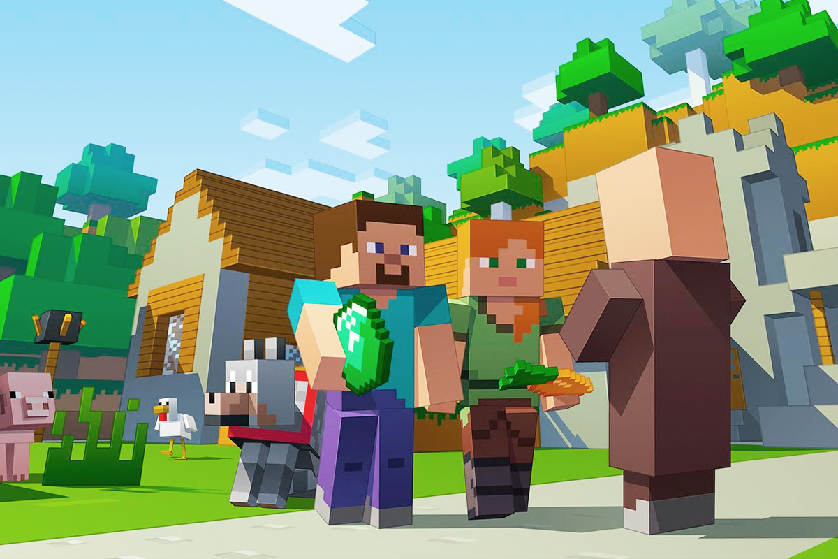 Immerse into the world of 3D with Minecraft – Cobo Academy